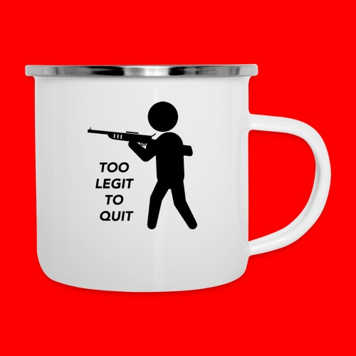 OxyGang: Too Legit To Quit Products - Camper Mug