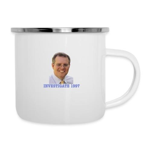 scott morriosn - Camper Mug