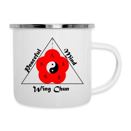 Peaceful Mind Vector - Camper Mug