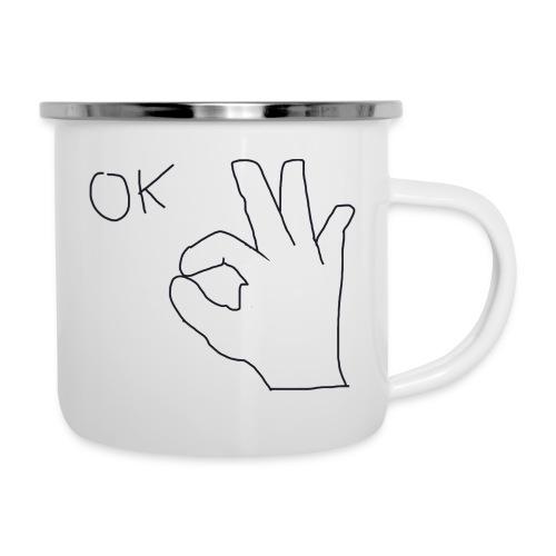 Ok - Camper Mug
