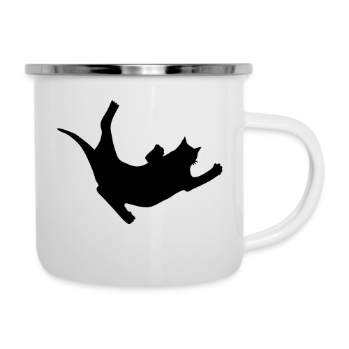 Fly Cat - Camper Mug