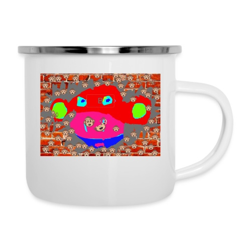 monkey by brax - Camper Mug