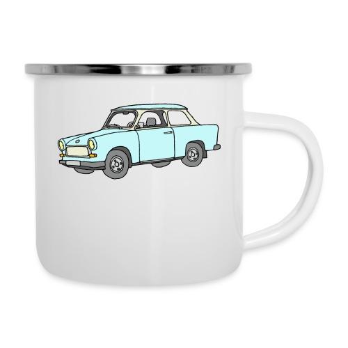 Trabant (lightblue) - Camper Mug