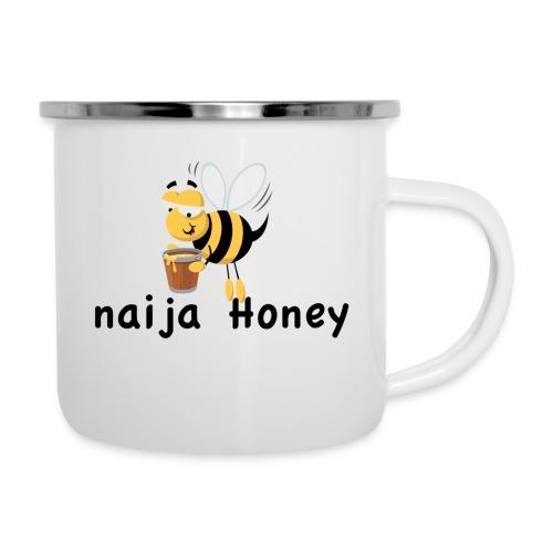 naija honey... - Camper Mug