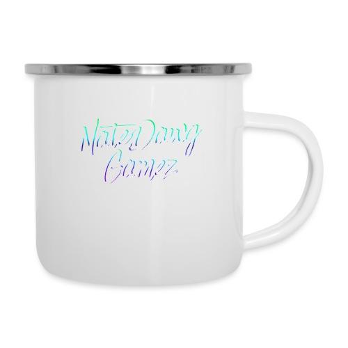 Newel Black Painted tp Nate- - Camper Mug