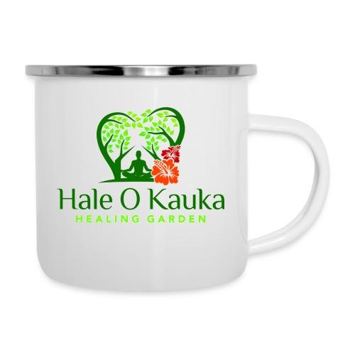 Hale O Hauka Healing Garden - Camper Mug