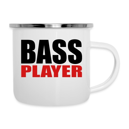 Bass Player - Camper Mug