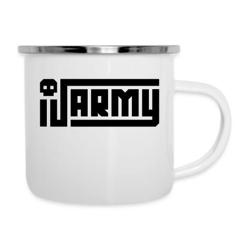 iJustine - iJ Army Logo - Camper Mug