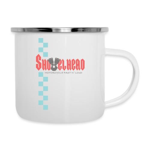 Shovelhead Race - Motorcycle Fast N`Loud - Camper Mug