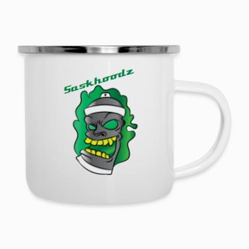 saskhoodz paint - Camper Mug