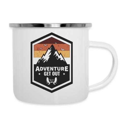 Adventure Get Outside - Camper Mug