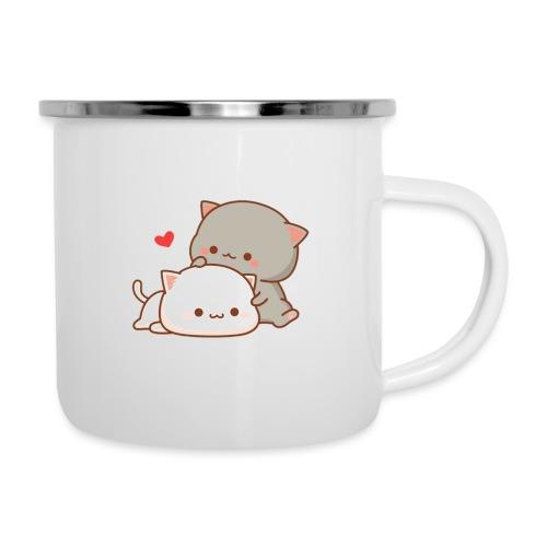 Love Cats - Camper Mug