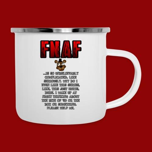 FNAF Is A Complicated Thing - Camper Mug