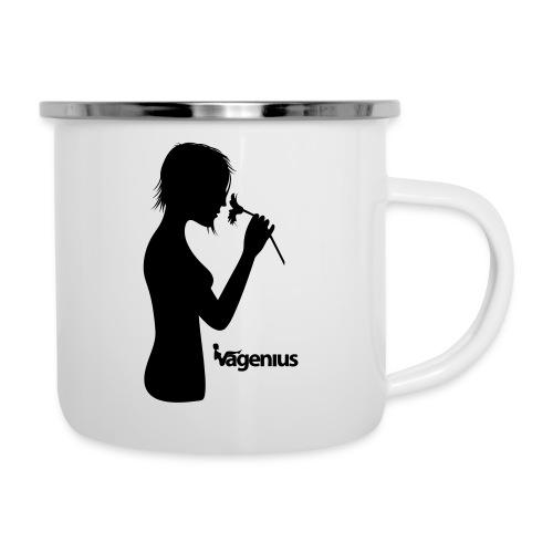 flower girl - Camper Mug