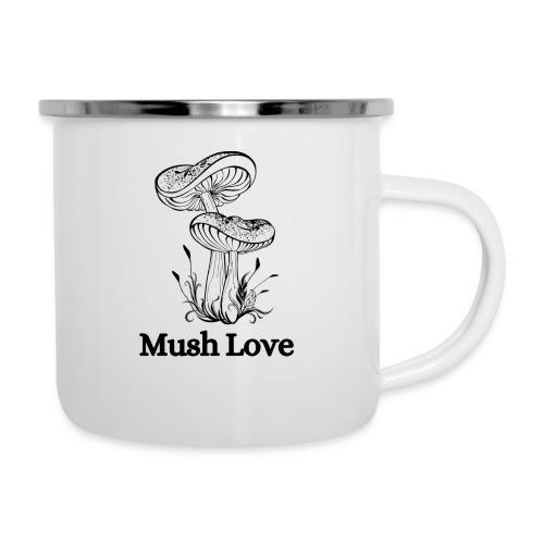 Mush Love - Camper Mug