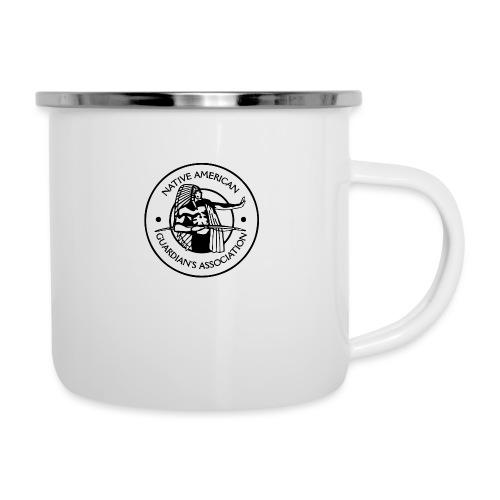 Naga LOGO Outlined - Camper Mug
