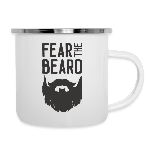 Fear the Beard - Camper Mug
