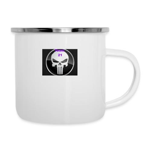 Team 21 white - Camper Mug