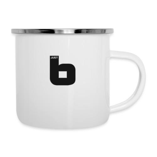 just b - Camper Mug