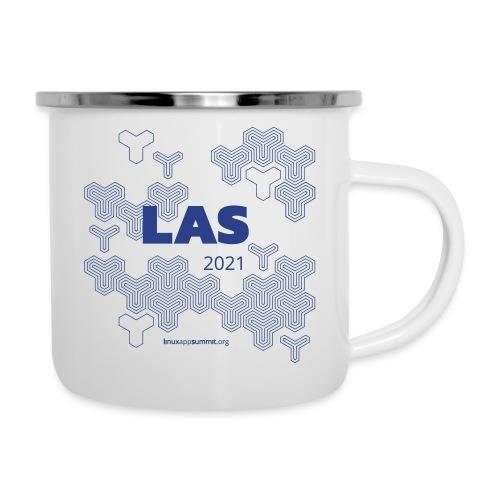 LAS Logo - Camper Mug