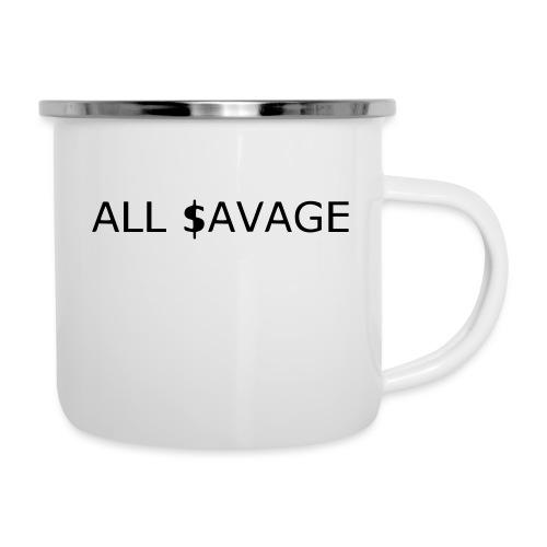 ALL $avage - Camper Mug