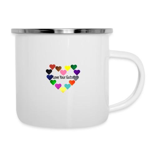 loveyourguts Travel and Home Mugs! - Camper Mug
