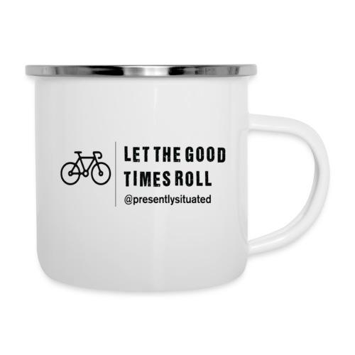 good times bike - Camper Mug