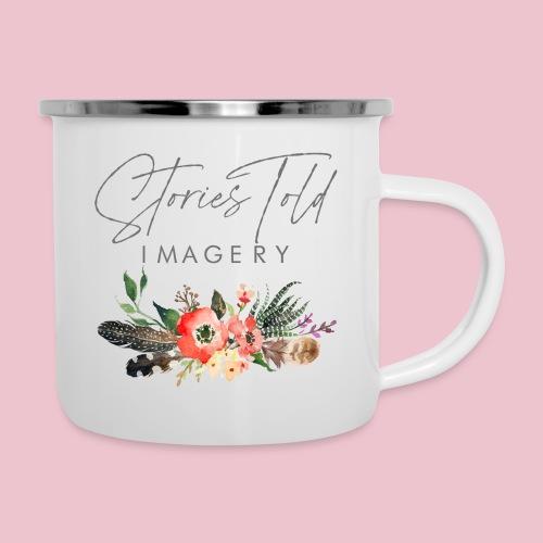StoriesToldLogo - Camper Mug