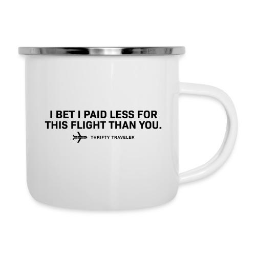 ThriftyTraveler - Camper Mug