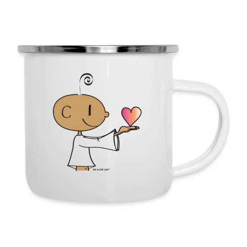The little Yogi - Camper Mug