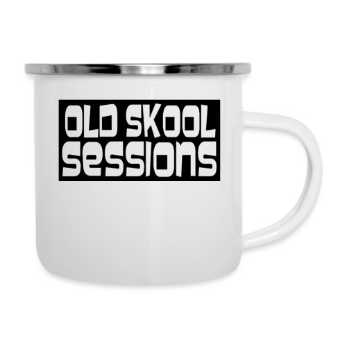 Old Skool Sessions Merch - Camper Mug