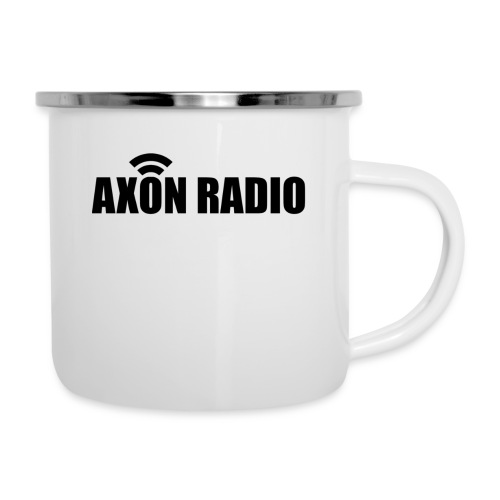 Axon Radio   Midnight label apparel - Camper Mug