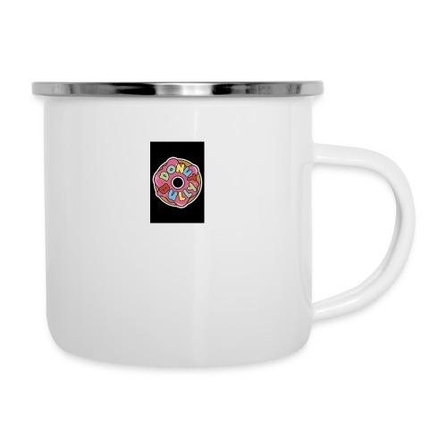 Donut bullying - Camper Mug