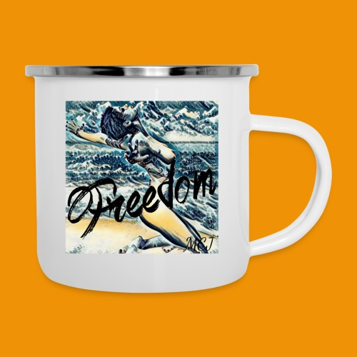 Freedom - Camper Mug
