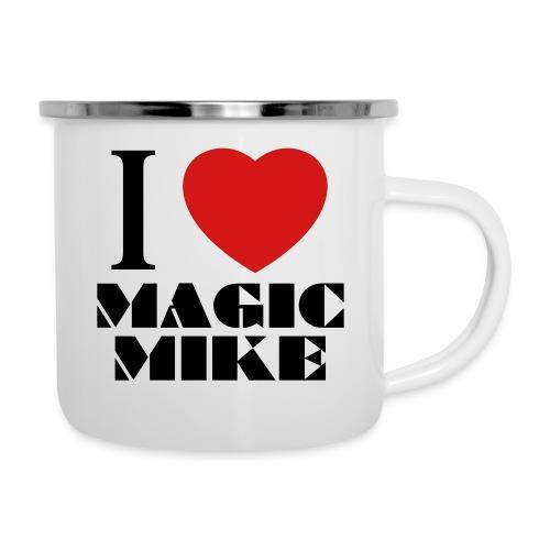I Love Magic Mike T-Shirt - Camper Mug