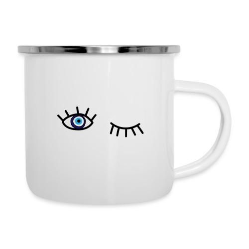 evil eye - Camper Mug