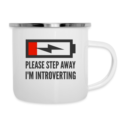 introverting - Camper Mug