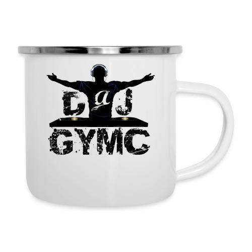 DJ GYMC Logo - Camper Mug