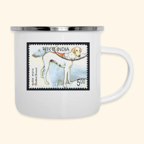 India - Mudhol Hound - Camper Mug