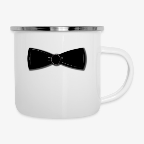 Tuxedo Bowtie - Camper Mug
