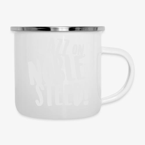 MSS Jazz on Noble Steed - Camper Mug