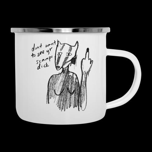 badgerwoman - Camper Mug