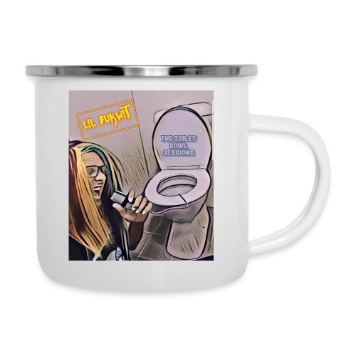 Toilet bowel sessions - Camper Mug