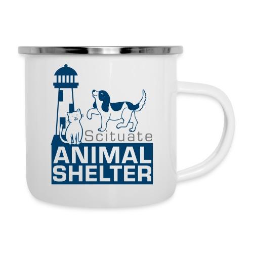 3color logomark NEW - Camper Mug