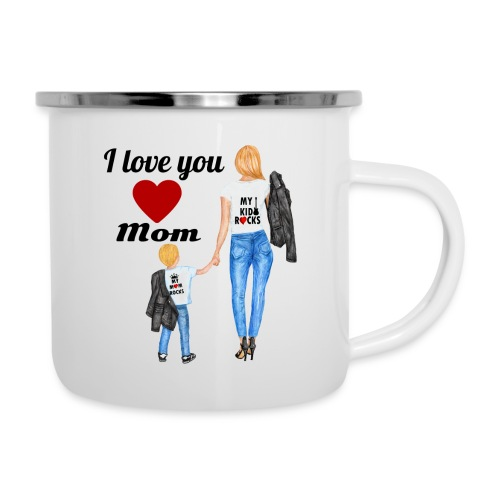 Mother's day gift from daughter, Mother's Day Gift - Camper Mug
