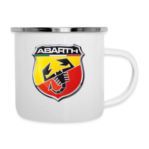 Abarth logo - Camper Mug
