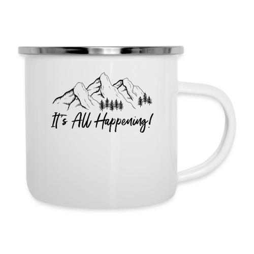 It's All Happening - Camper Mug