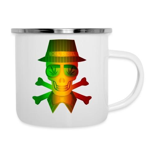 Rasta Man Rebel - Camper Mug