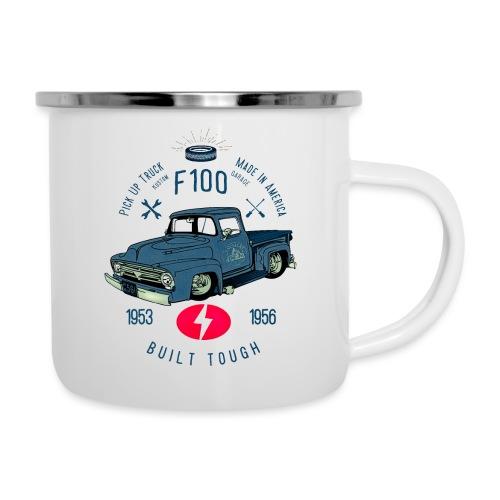 F100 Built Tough - Camper Mug