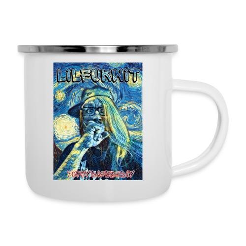 LIL fukwit YO - Camper Mug